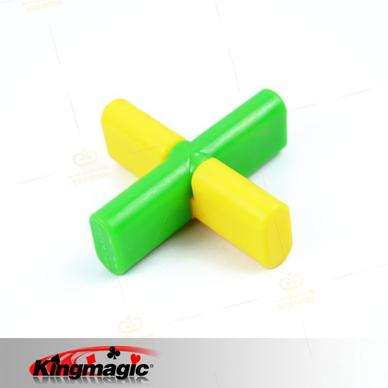 Free shipping magic cross magic trick 50pcs/lot  for classic toy wholesale<br><br>Aliexpress
