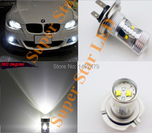 Buy Pair 6000K High Power Error Free Canbus Xenon White H7 CREE Chips LED Kit BMW 3 5 Series Daytime Running Lights Bulb for $17.43 in AliExpress store