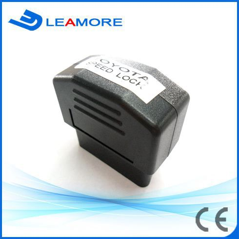 2014 Hot sell ! Toyota car original speed lock OBD2 socket plug and play 4 doors unlock and lock free shipping support(China (Mainland))