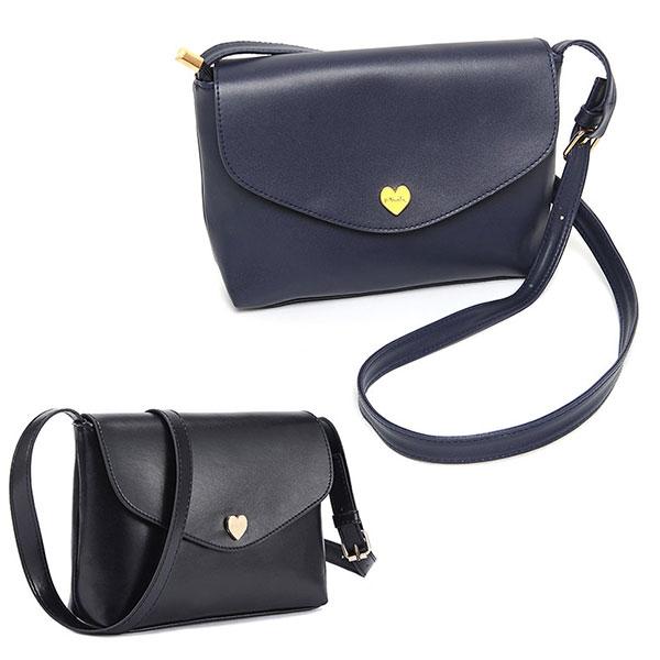 Гаджет  New arrival Retro Women Korean Lady Women Love Button Messenger Handbag Shoulder Bag Purse free shipping None Камера и Сумки