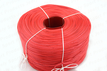 Free Shipping 1000M/piece 1500LB SL Dyneema fiber braid spearfishing line flat version 2.5mm 12 weave