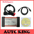 2017 New arrival tcs cdp Multidiag pro with 2015 R1 dvd software obd2 scan tools With