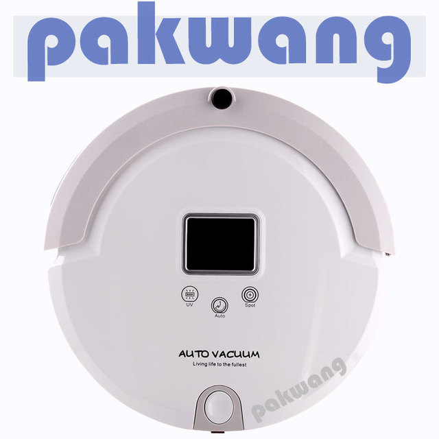 Self-charging Intelligent Mini Robot Vacuum Cleaner A320 Remote Controller Can Operate The Working Machine