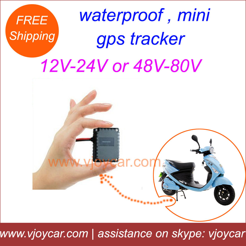 FREE shipping,mini gps tracking chips for motorcycle,exact size 52*40*22mm,(China (Mainland))