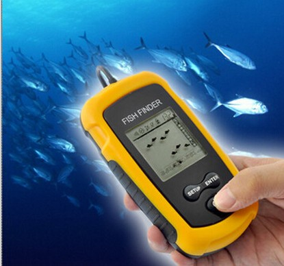 popular sonar depth finder-buy cheap sonar depth finder lots from, Fish Finder