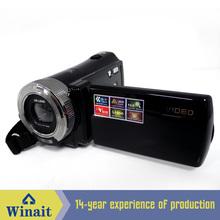 "Buy 2.7"" TFT LCD 16MP CMOS Sensor Digital Camera HD 720P Digital Video Camera 16x Digital mini DV Camcorders DV DVR Li-ion Battery for $47.00 in AliExpress store"