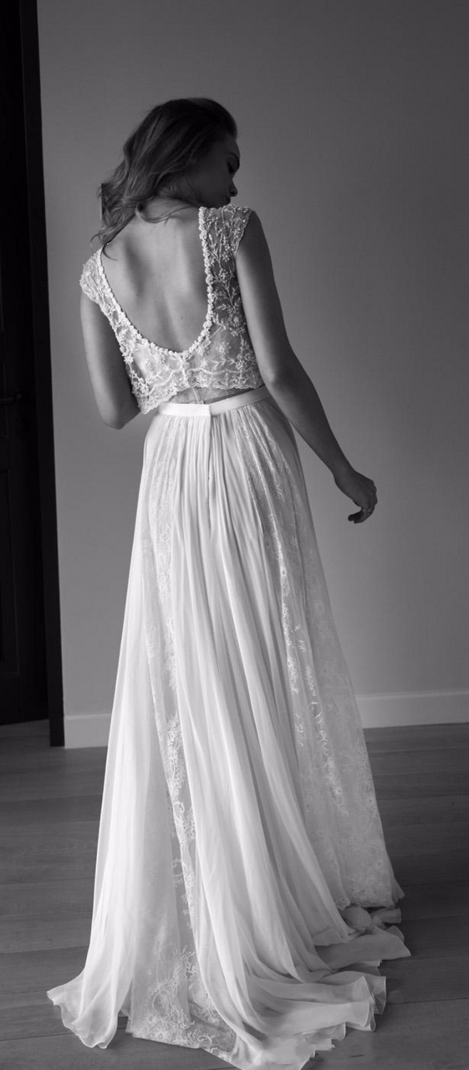 Lace wedding gown picture more detailed picture about for Lihi hod wedding dress prices