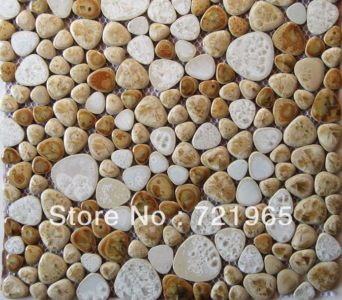 Glastegels In Badkamer ~ steen pebble moza?ekvloer Koop Goedkope steen pebble moza?ekvloer