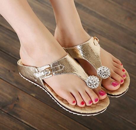 Women s Sandals Summer woman shoes Beach Casual sandals Lady Slippers Women Sandals Flip Flops women