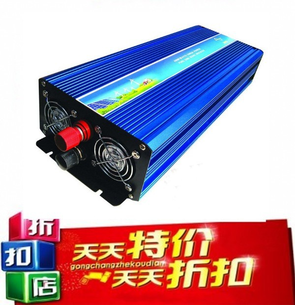 1500w pure sine wave power inverter , 24V DC to AC 230V  50hz  one year warranty fast shipping<br><br>Aliexpress