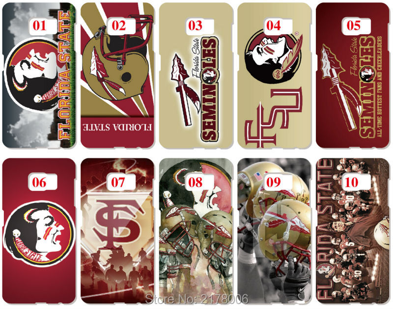 Florida State Seminoles Cover For Samsung Galaxy Core Prime G360 DUOS i9082 S2 S3 S4 S5 Mini S6 S7 Edge Plus Note 2 3 4 5 Case(China (Mainland))