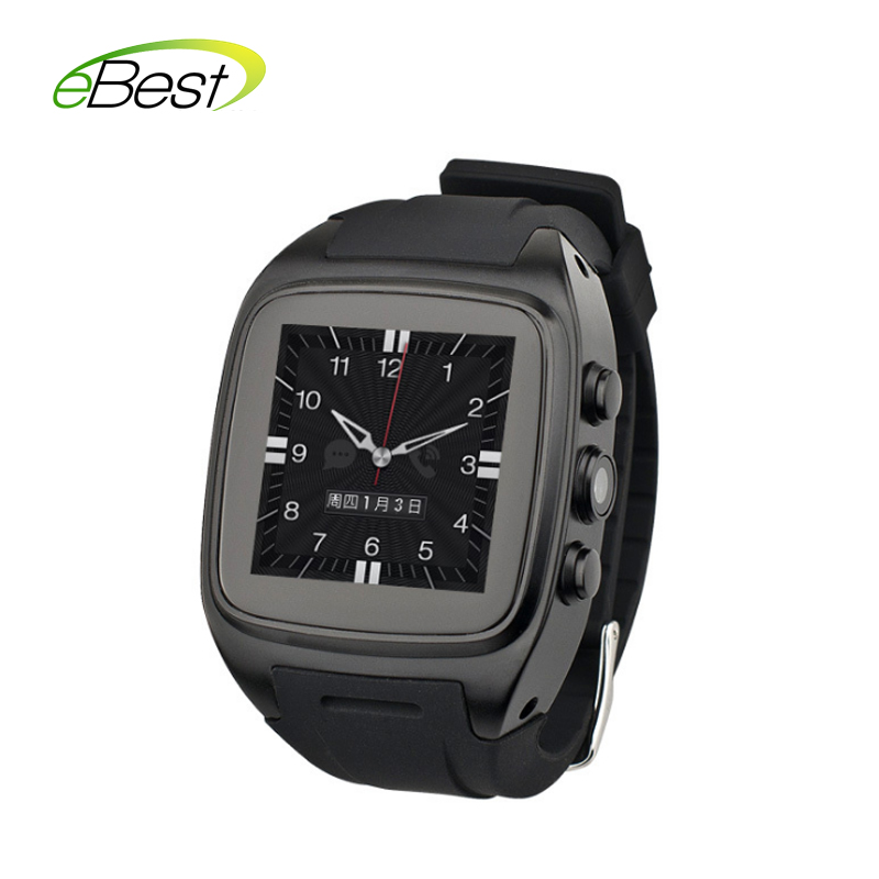 """PW306 II android smart watch MTK6572 Dual Core 3G Phone Android 4.4.2 4G ROM 1.54"""" Capacitive Touch Screen 3MP Camera GPS WIFI(China (Mainland))"""