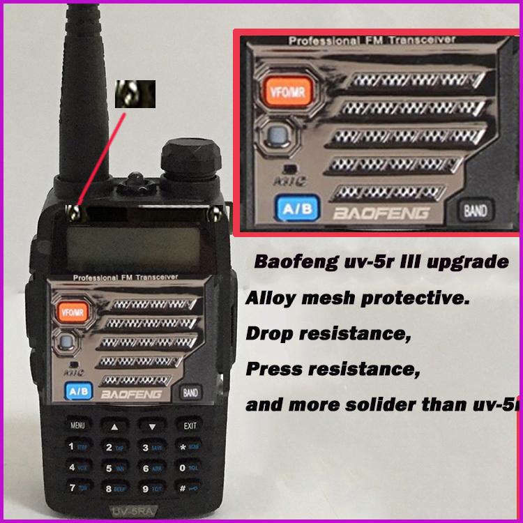 Pofung Baofeng uv-5r Plus uv-5re Dual Band Ham Radio Walkie Talkie 5W VOX For Transmissor fm Dual Display Mobile Two Way Radio(China (Mainland))