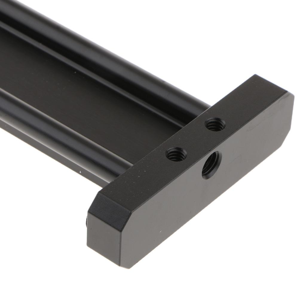 50cm Damping Track Dolly Slider Video Stabilizer System for DSLR Mini Camera