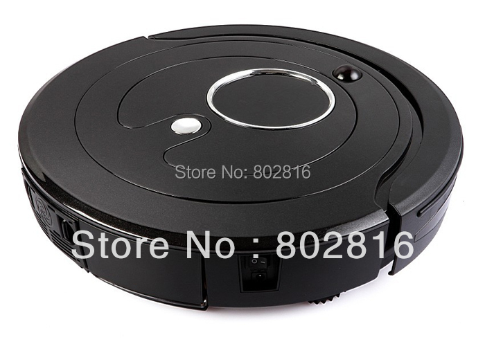Most Advanced Robot Vacuum Cleaner D6601 With Li-ion Battery,Multifunction (Sweep,Vacuum,Mop,Sterilize)(China (Mainland))