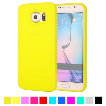 Lovely Candy Silicone TPU Gel Soft Plastic Case Rubber Soft Back Cover For Samsung Galaxy S6 G9200 G920F Shockproof Phone Bag
