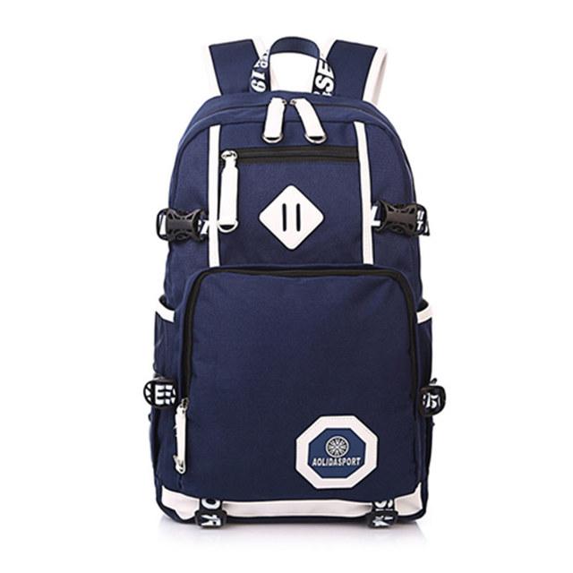 Спортивный стиль твердые оксфорд школьные сумки для ноутбука рюкзаки рюкзак дорожные сумки для студентов подростки мужская Bolsas Mochila эсколар