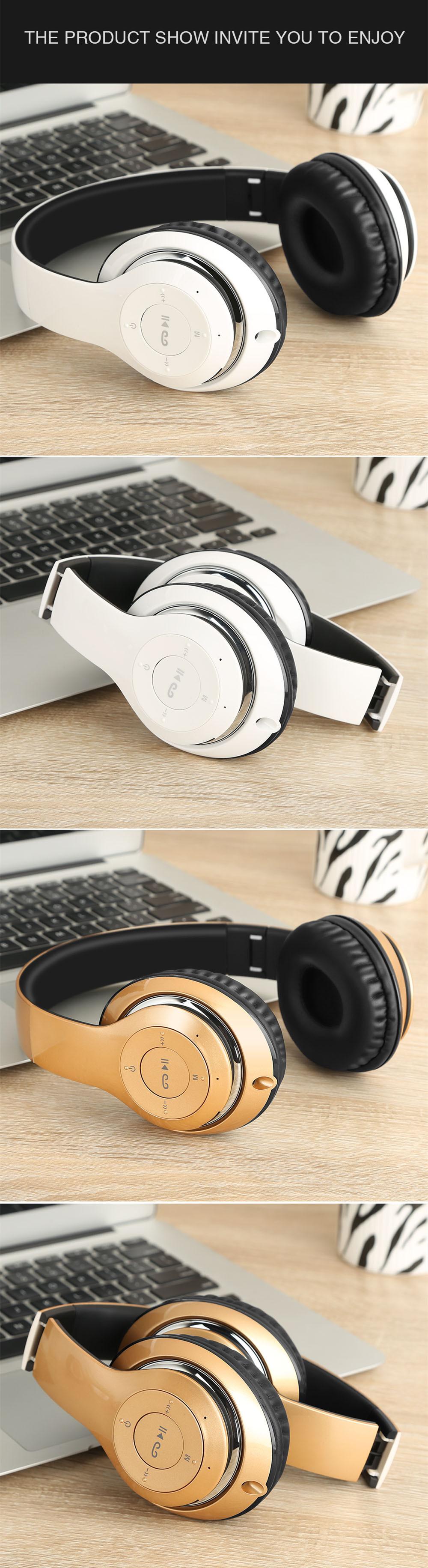 ถูก เสียงแหล่bt-09บลูทูธหูฟังสเตอริโอหูฟังไร้สายหูฟังพร้อมไมโครโฟนสนับสนุนtfการ์ดวิทยุfmสำหรับiphone samsung