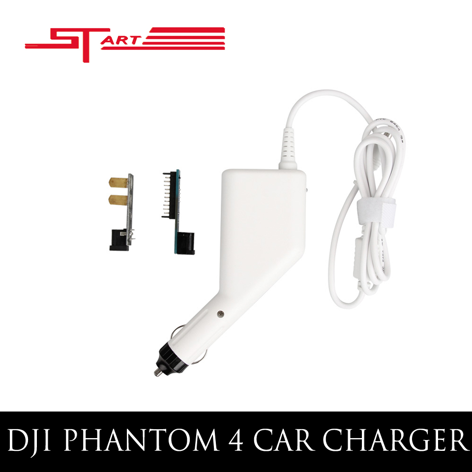 DJI Phantom 3 4 Car Charger Lipo Battery Charger 17 4V 4A 70W Output For FPV