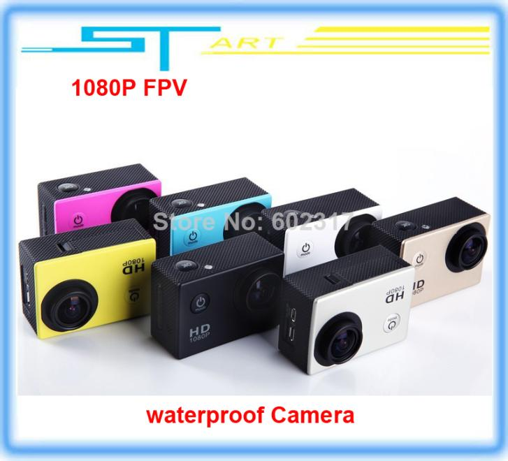 10pcs Action Sport DVR Diving Waterproof Camera 1080P Full HD Gopro Style for Drone X350 pro FPV rc helicopter Fre children toys<br><br>Aliexpress