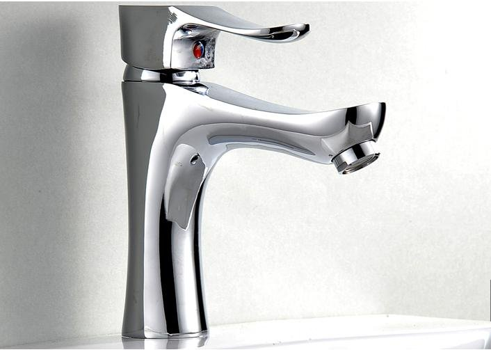 Sale luxury basin faucets material brass bathroom kitchen for Expensive kitchen faucets