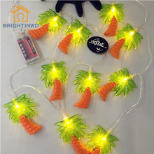 Holiday Lighting 10 LED Battery Operated String light For Xmas Garland Party Wedding Decoration Christmas Flasher Fairy Lights