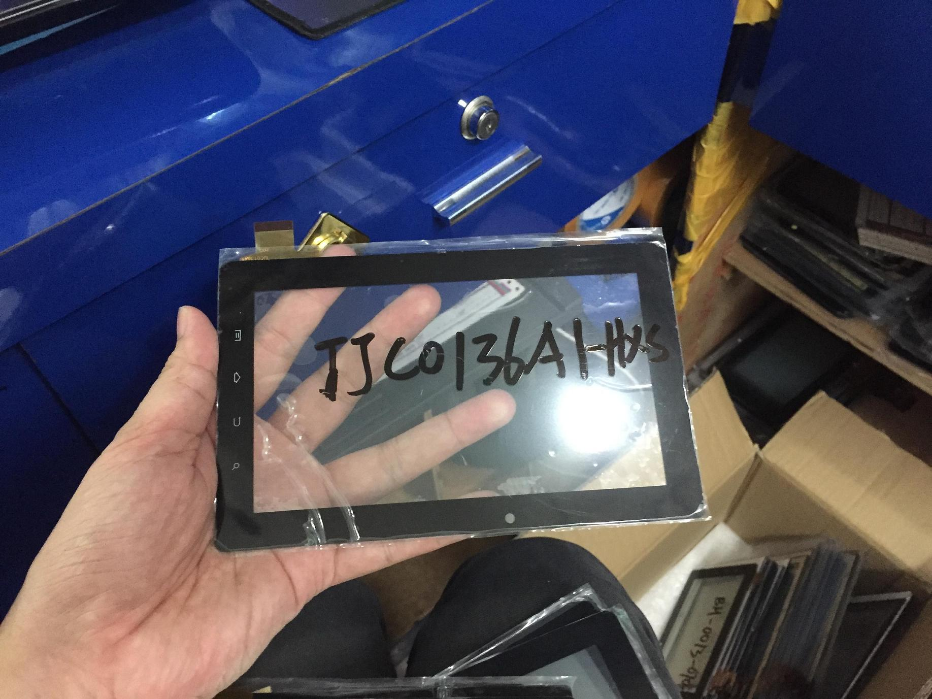 7 inch tjc0136a1 freelander PD10 PD20 capacitive touch screen(China (Mainland))