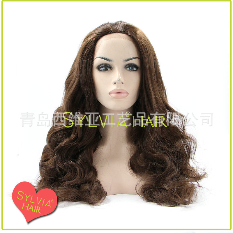 2016 Year Fashion Style Lace Front парик Long Pic Color for Black Women Fsy342