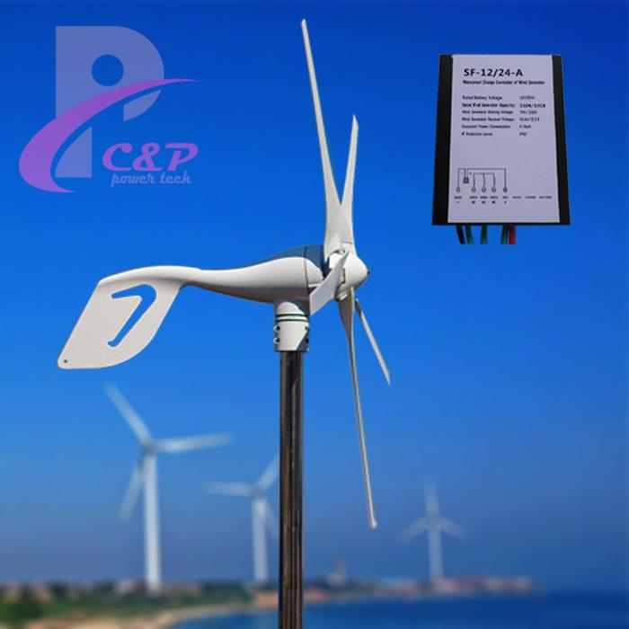 2015 Hot Selling Wind Generator Max 600w 12v Wind Turbine