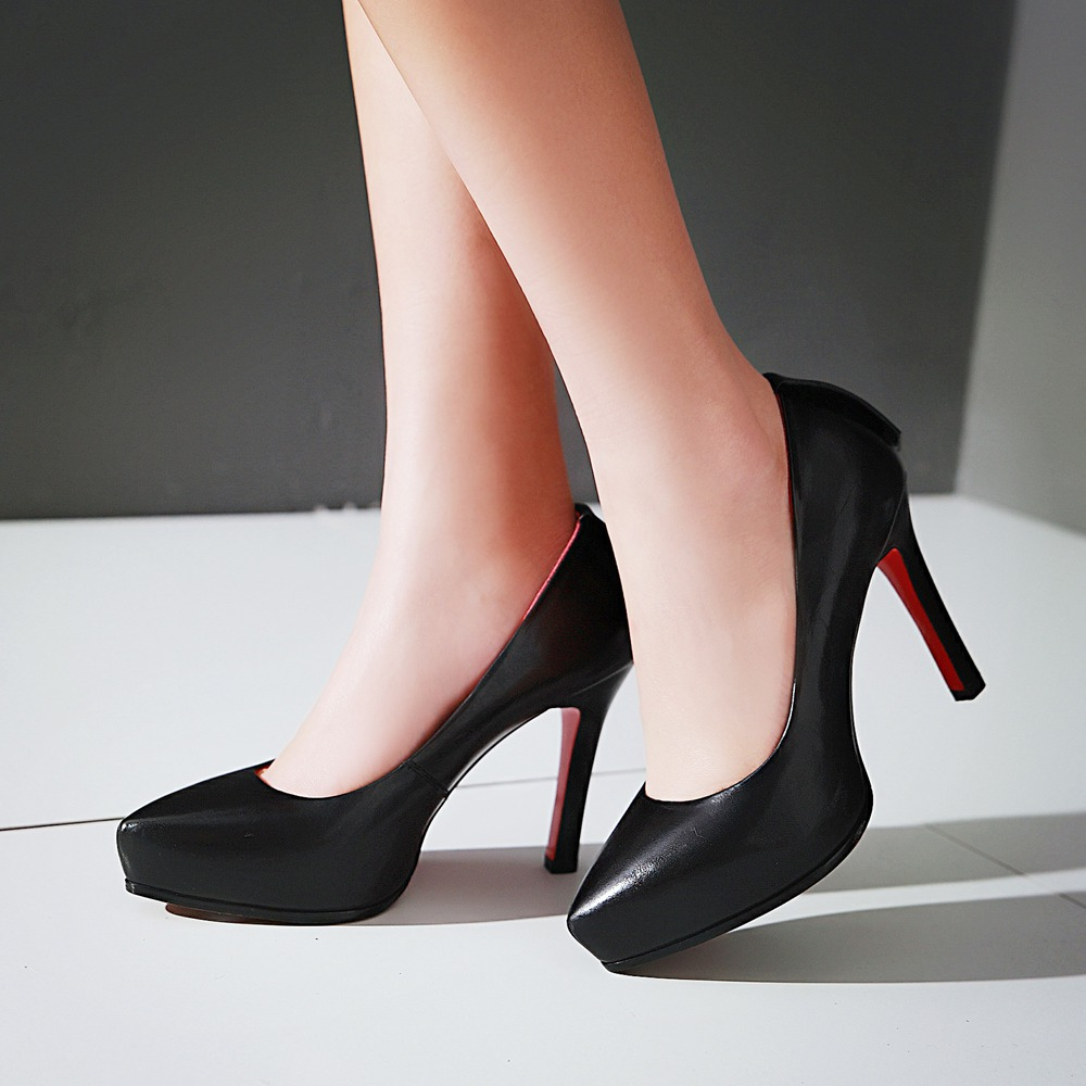 Black High Heels For Sale