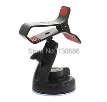 Mobile Phone Universal Car Mount Sucker Stand Holder Kits for Samsung/for iPhone 4 5 6/for Huawei P7/for Nokia X Cell Phones