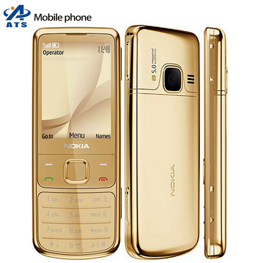 Original Nokia 6700 classic Mobile Phone 5MP Camera Russian keyboard Suppprt 6700c cell phone Free Shipping(China (Mainland))