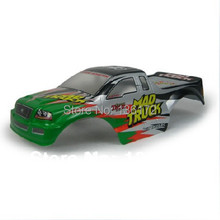 Buy 2pcs/lot henglong 3851-2 Mad truck parts Body Shell 1/10 heng long rc car free for $20.05 in AliExpress store