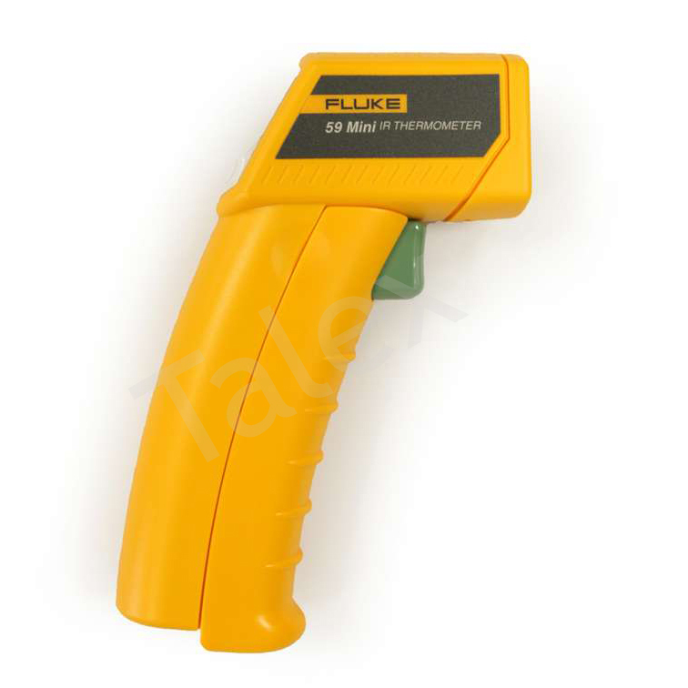 Original Mini Type Handheld Laser IR Infrared Thermometer Gun Fluke 59 Range -18 to 275C 8:1 Fluke 59 Infrared Thermometer(China (Mainland))