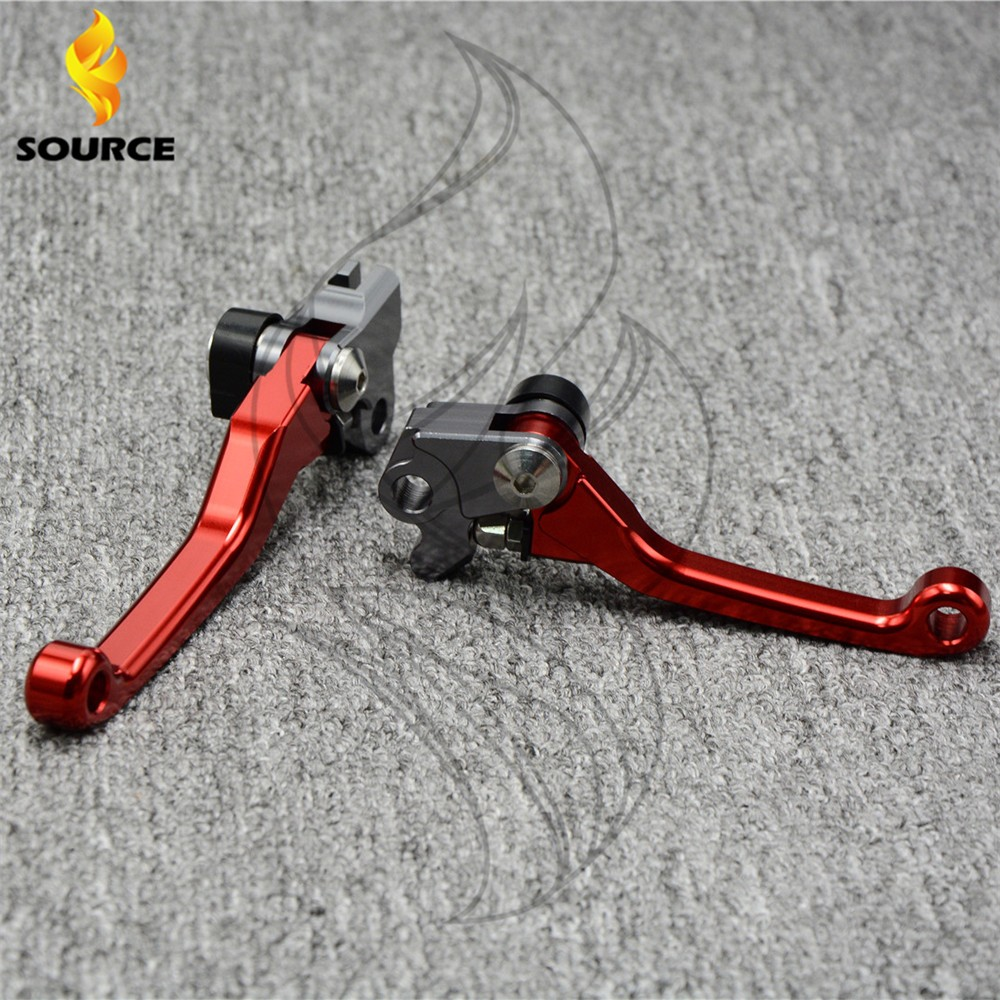 motorcycle accessories increased torque of cnc pivot brake clutch levers For HONDA CR125R/250R CRF 125R 250 R 1992-2003