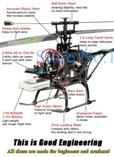 LARGE - WL toys V912 Helicopter Sky Dancer 4CH Single Blade RC Remote Control Helicopter w/GYRO BNF(China (Mainland))