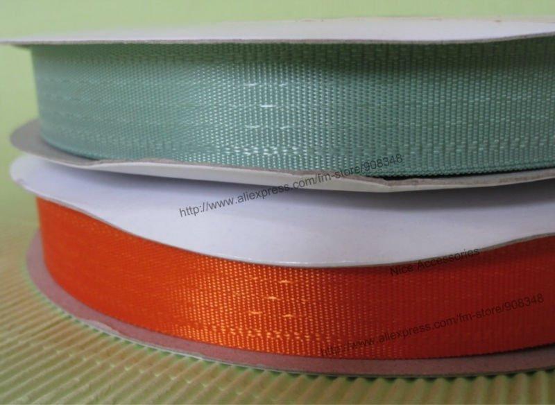 3/8'' 9mm 100% polyester seam binding Ribbon SR01(China (Mainland))