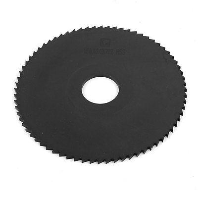 Cutting Tool 26mm Arbor Hole Dia Black Circular Milling Cutter Saw<br><br>Aliexpress