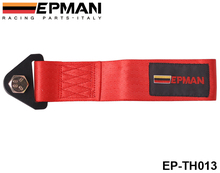 EPMAN - Universal Towing Ropes tow strap (default color is red) Orange, Blue, Green, Red, Black, Brown, Gray EP-TH013(China (Mainland))