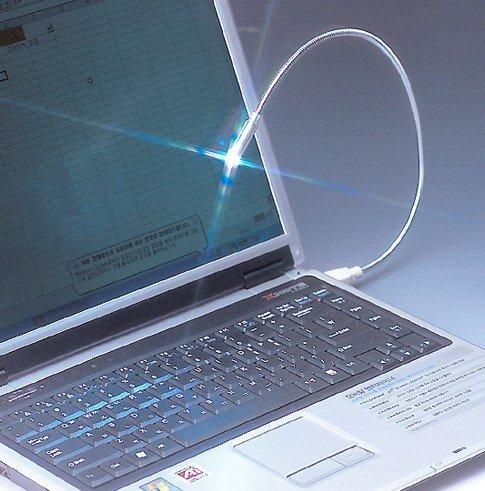 Lamp energy saving Flexible LED Bright White USB snake mini light notebook laptop PC Night Reading lamp - Toplife Co.,Ltd. store