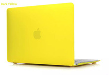New Fastion Matte Laptop Cover For Apple Macbook Pro 13 Case 13.3 inch Matte Laptop Cases for Pro 13 Cases with Retina 13.3 inch(China (Mainland))