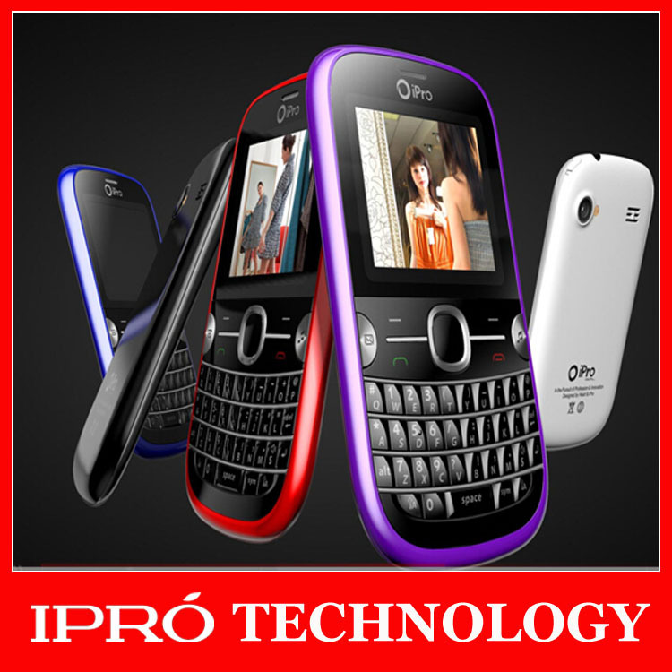 One year warranty 2015 Ipro Young/ Elder People Original Mobile Phone 2.0 inch Unlocked Cell Phone Free Shipping(China (Mainland))