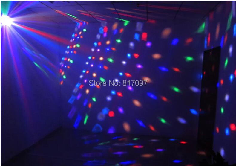 Купить Новое поступление цвета пульт дистанционного бабочка из светодиодов освещение сцены дерби эффекты света свадьба бар ктв флэш освещения ну вечеринку диско DJ