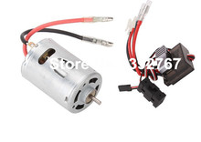 1 set 320A Brush ESC+540Motor 03011 RS540 26 Turn RC Car Remote Control Cars HSP 1/10 Scale Models Brushed Electric Engine Motor(China (Mainland))