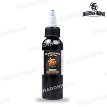 Tattoo supply  Dragonhawk  ink 2 OZ black  60ml  fast free shipping  SL048(China (Mainland))