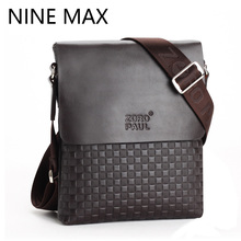 2016 New Style Men's Fashion Small Daypacks Crossbody and Shoulder Bags Leather Bag