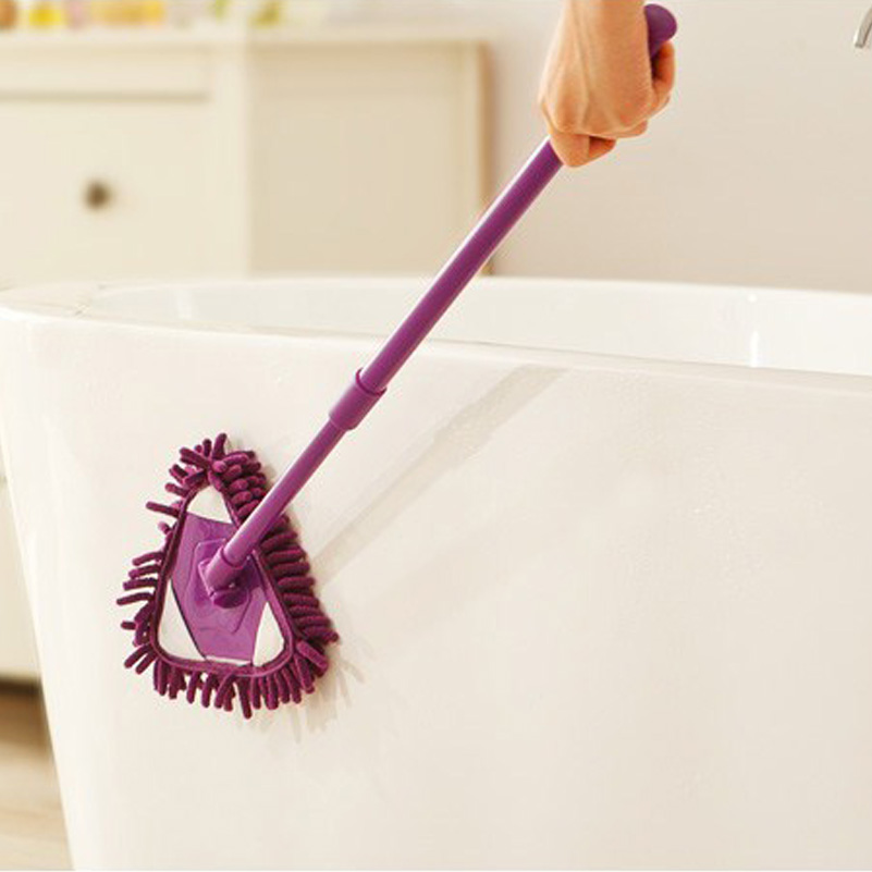 Adjustable Chenille Mops Floor Cleaning For Housework Floor Cleaner Tools Household Accessories And Items For Families(China (Mainland))