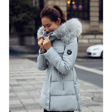 New Womens Winter Jackets And Coats Thick Warm Women Parka Mujer Long Plus Size Down Cotton Padded Woman Coat Peuterey Jacket(China (Mainland))