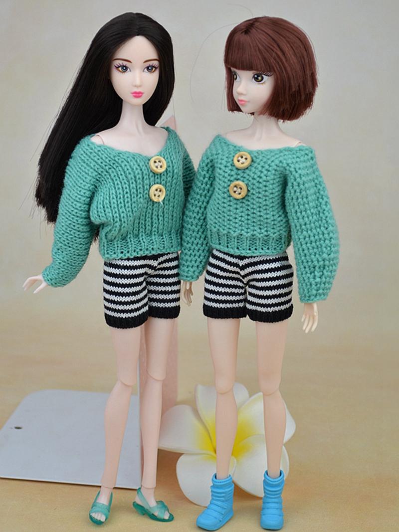 Вязание на бжд кукол 407