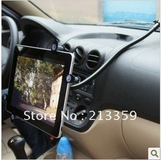 Free Shipping for Car Kit Windshield Mount Holder Cradle for Apple iPad 2